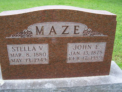 "John Everett ""Everett"" Maze"