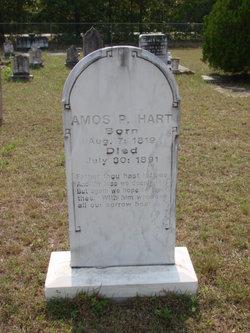 Amos Proctor Hart, Sr