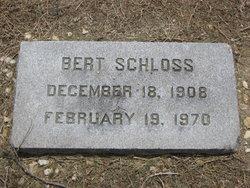 Bert Schloss