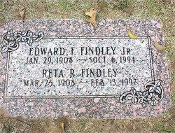 Reta R. <I>Parker</I> Findley