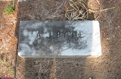 "Andrew Jackson ""AJ"" Battle"