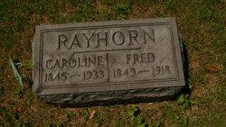 Caroline <I>Bantleon</I> Rayhorn