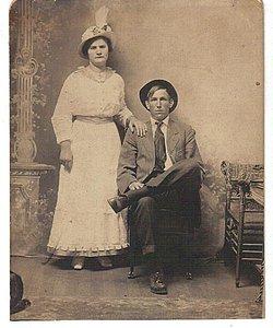 Mamie <I>Amos</I> Ray