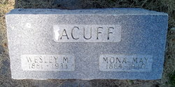 Wesley M. Acuff