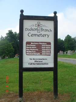 Dodson Branch Cemetery