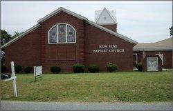 New Vine Baptist Church Cemetery