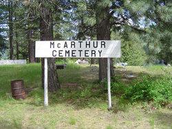 McArthur Cemetery