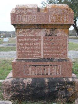 Anna Katharine <I>Neumann</I> Breiten