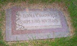 Eldora <I>Van Buskirk</I> Vander Veer