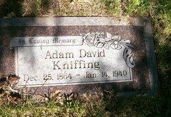 Adam David Kniffing