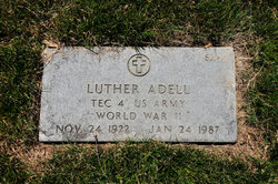 Luther Adell