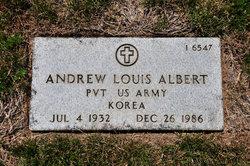 Andrew Louis Albert