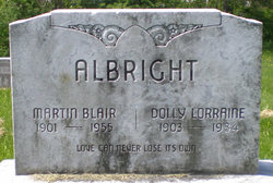 Dolly Lorraine <I>Wilt</I> Albright