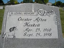 Chester Afton Haskell