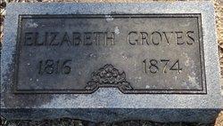 Elizabeth <I>Power</I> Groves