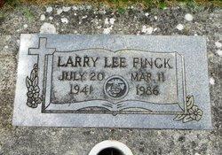 Larry Lee Finck