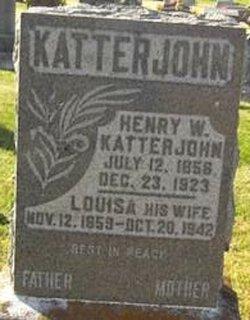 Henry William Katterjohn