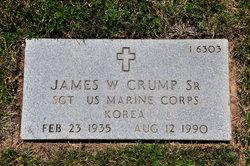 James W Crump, Sr