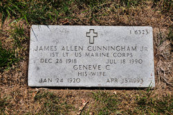 James A Cunningham, Jr