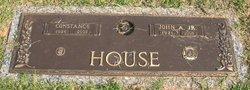 """Constance Mae """"Connie"""" <I>Gillis</I> House"""