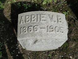 """Abigail Marion """"Abbie"""" <I>Vosburgh</I> Briggs"""
