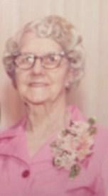 Frances Ivella <I>Rhodes</I> Hansen