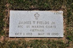James T Fields, Jr