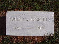 Norman C. Slaughter