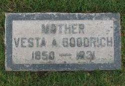 Vesta Arvilla <I>Harwood Hamilton</I> Goodrich