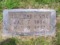 Raymond Hailey King