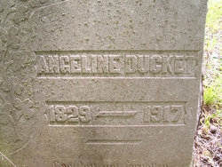 Angeline <I>Butler Rector</I> Ducket