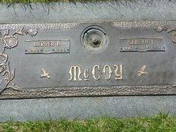 Barney B McCoy