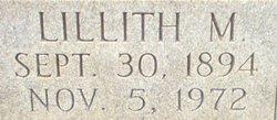 Lillith Mae <I>Smith</I> Beane
