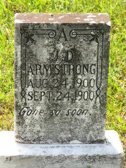 J D Armstrong