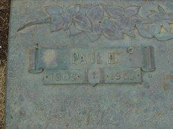 Paul Harold Alcorn