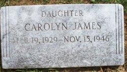 Carolyn James