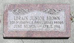 Lorain Junior Brown