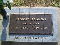 Gregory Lee Ament