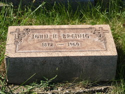 "John Henry ""Papa"" Breinig"