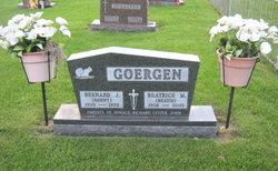 "Beatrice Marie ""Beattie"" <I>Mullenbach</I> Goergen"