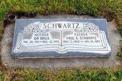 Ida <I>Davis</I> Schwartz