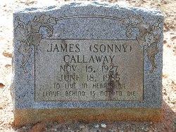 """James """"Sonny"""" Callaway"""