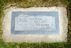 Cecil <I>Seely</I> Dobbs