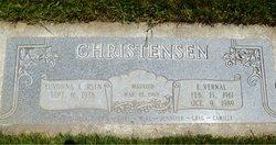 E Vernal Christensen