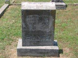 Charles P. Bandy