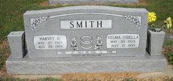 Velma Odella Della <I>Lawson</I> Smith
