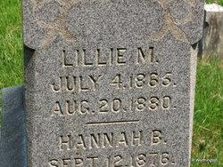 Lillie M. Apgar