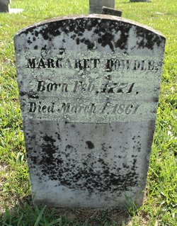 "Mary Margaret ""Margaret"" <I>Pickens</I> Dowdle"
