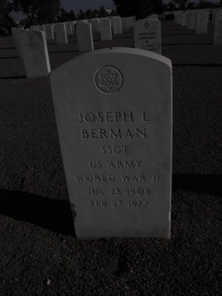 Joseph L Berman