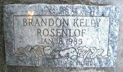 Brandon Kelly Rosenlof